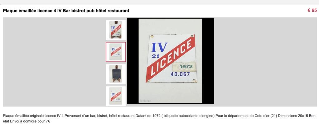 Licence 4 Capt1069