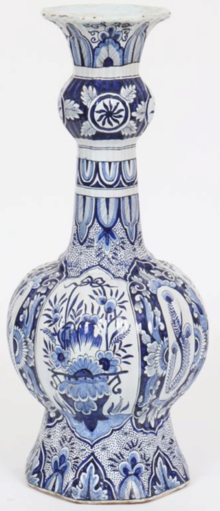 Vase Delft ? Captu422