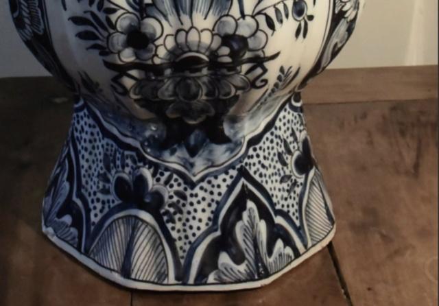 Vase Delft ? Captu425