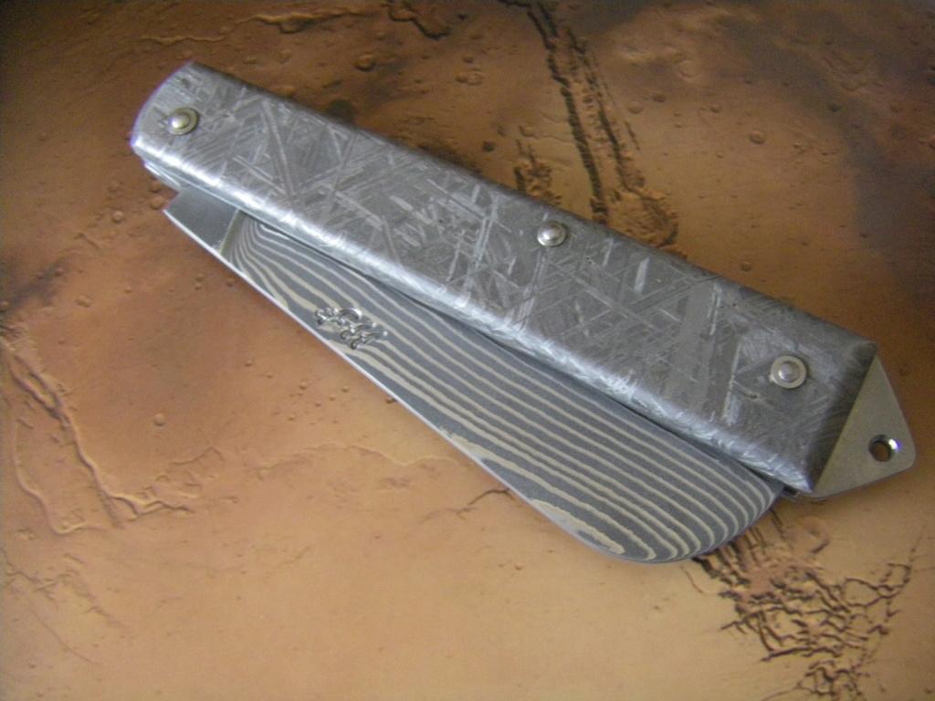 Couteaux en meteorite Imgp8410