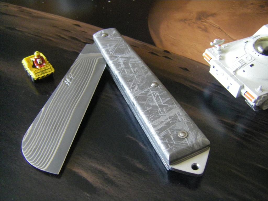 Couteaux en meteorite Imgp8413
