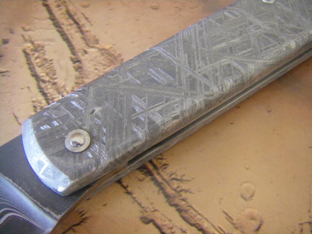 Couteaux en meteorite Imgp8422