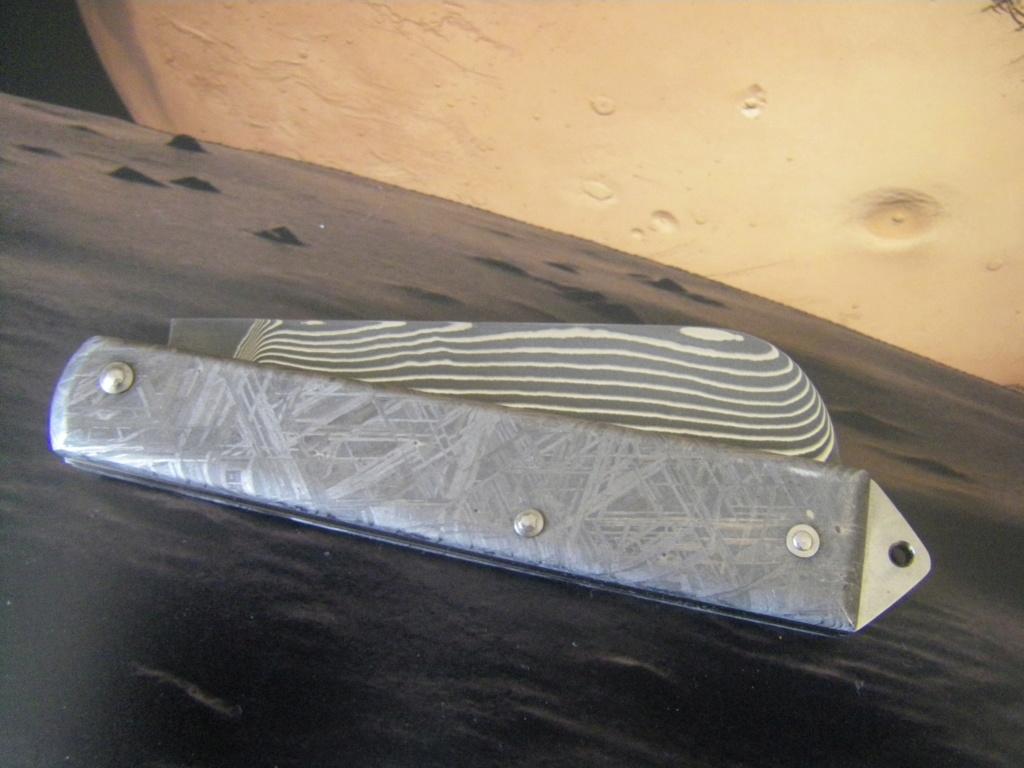 Couteaux en meteorite Imgp8428