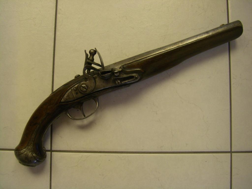 identification pistolet à silex prussien allemand autrichien ? sans baguette Imgp8911