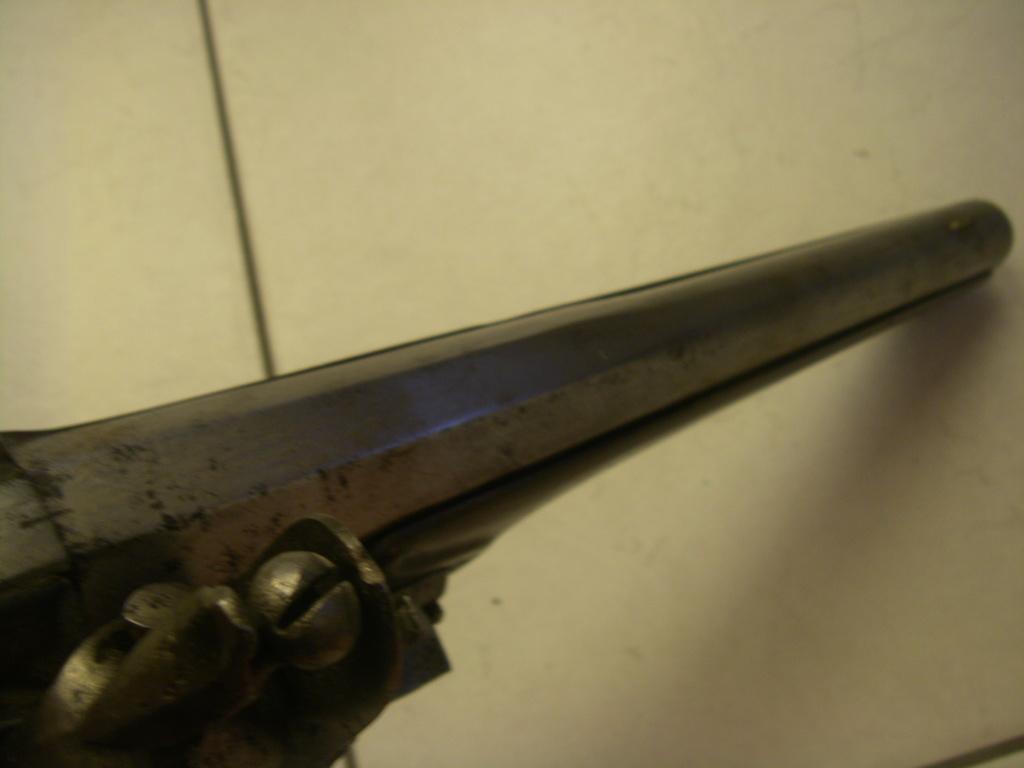 identification pistolet à silex prussien allemand autrichien ? sans baguette Imgp8912