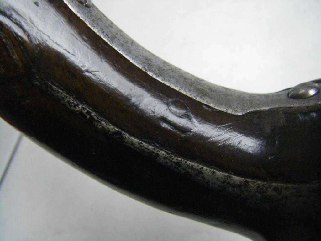 identification pistolet à silex prussien allemand autrichien ? sans baguette Imgp8936