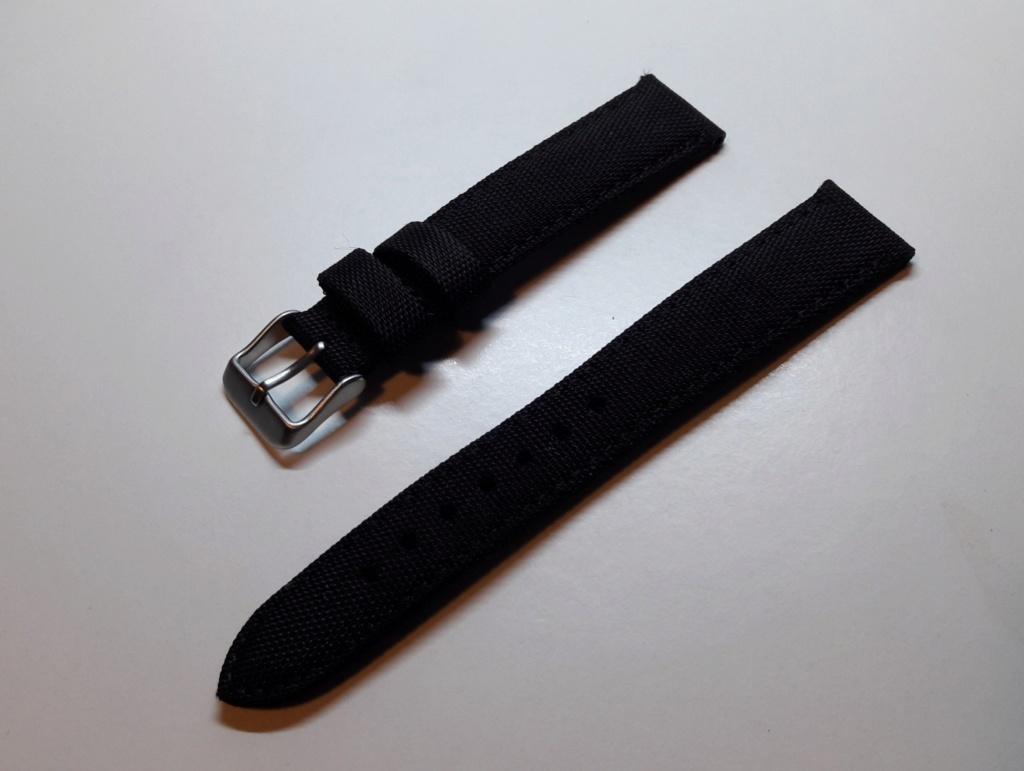 [Retirado] Bracelete nylon 18 mm 20181122