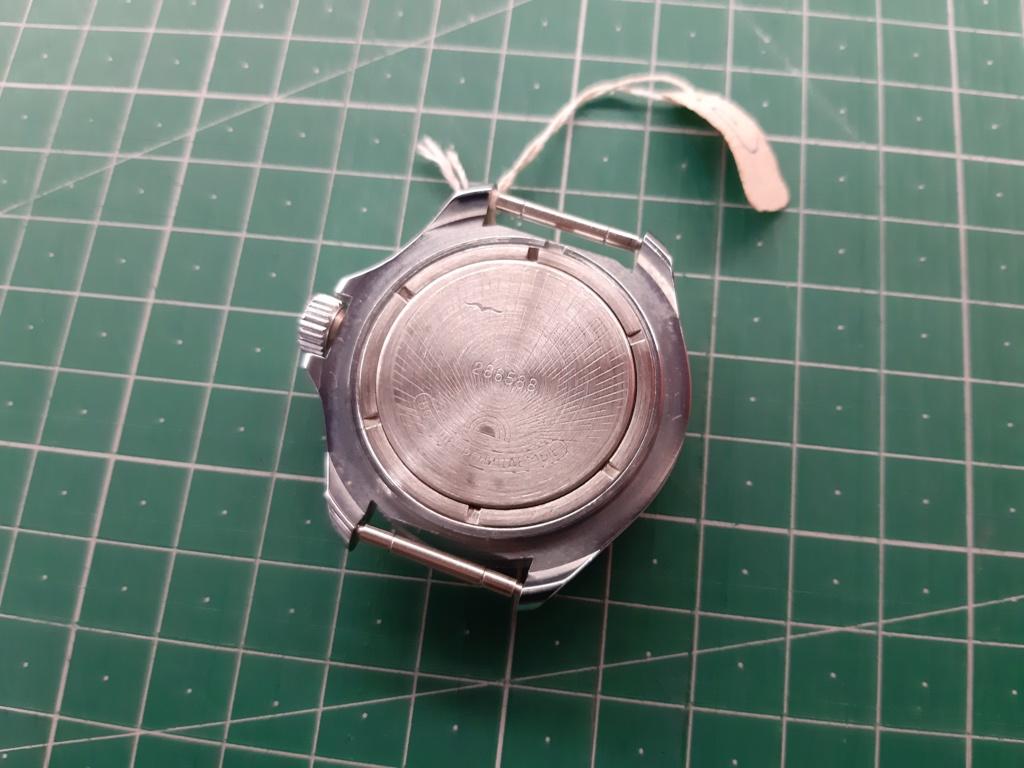 [Vendo] Vostok Komandirskie NOS 20200231