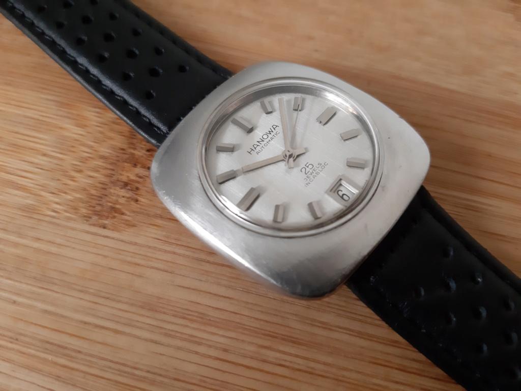 [Retirado] Relógio Hanowa Automatic 20200413