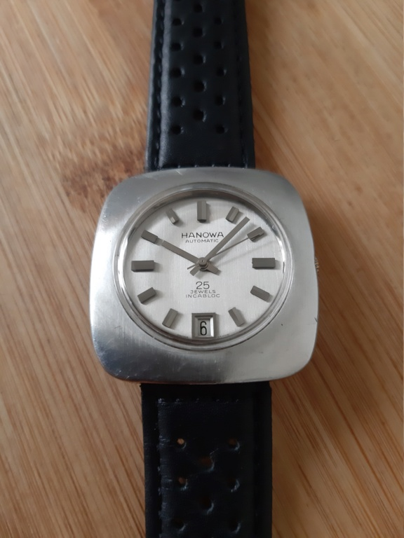 [Retirado] Relógio Hanowa Automatic 20200414