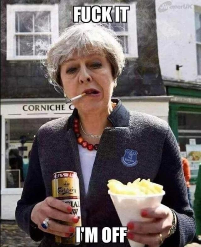 Theresa May A6f4d410