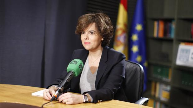 Herrera En La Onda   Entrevista Con Soraya Sáenz De Santamaría 3110