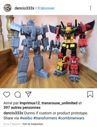 [Masterpiece] MP Raiden (Trainbots) ? 210