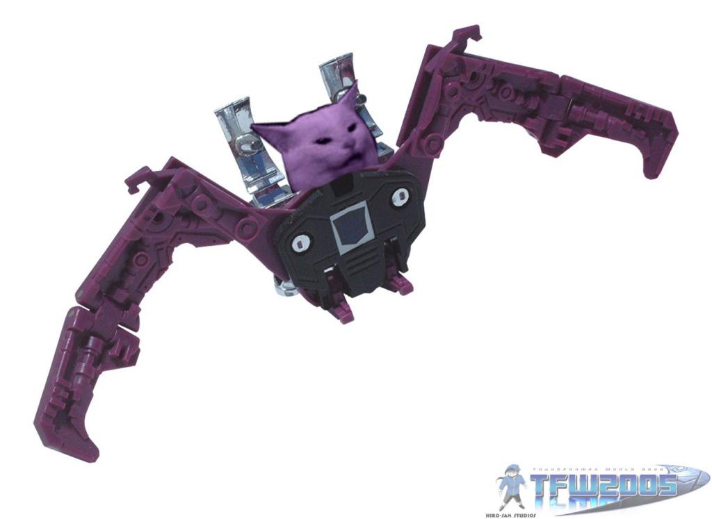 Statues Transformers G1 ― Par Pop Culture Shock, Imaginarium Art, XM Studios, etc - Page 6 Ratcat10