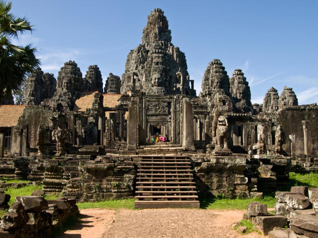 Les lieux spirituels Angkor10