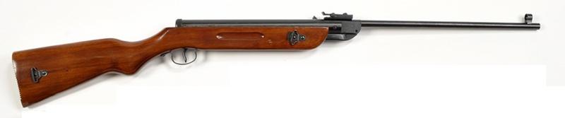 Identification  carabine Diana  Tiger-10