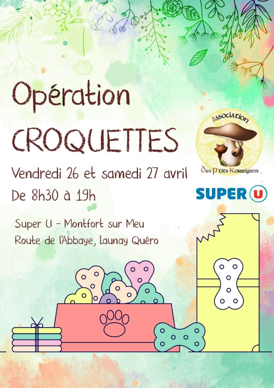 Opération croquettes - Vendredi 26 et Samedi 27 avril 2019 - Super U de Montfort/Meu Img-2010