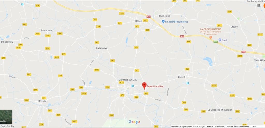 Opération croquettes - Vendredi 26 et Samedi 27 avril 2019 - Super U de Montfort/Meu Sans_t10