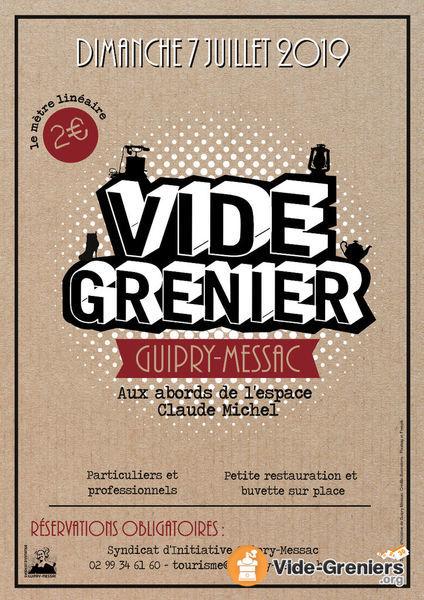 Braderie de Guipry/Messac dimanche 7 juillet 2019 Vide-g10