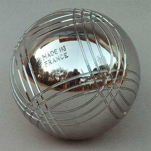 boule de pétanque météoritique Boule10