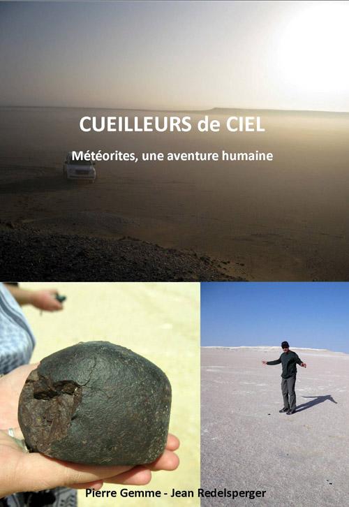 un nouveau livre sur les météorites Couv10