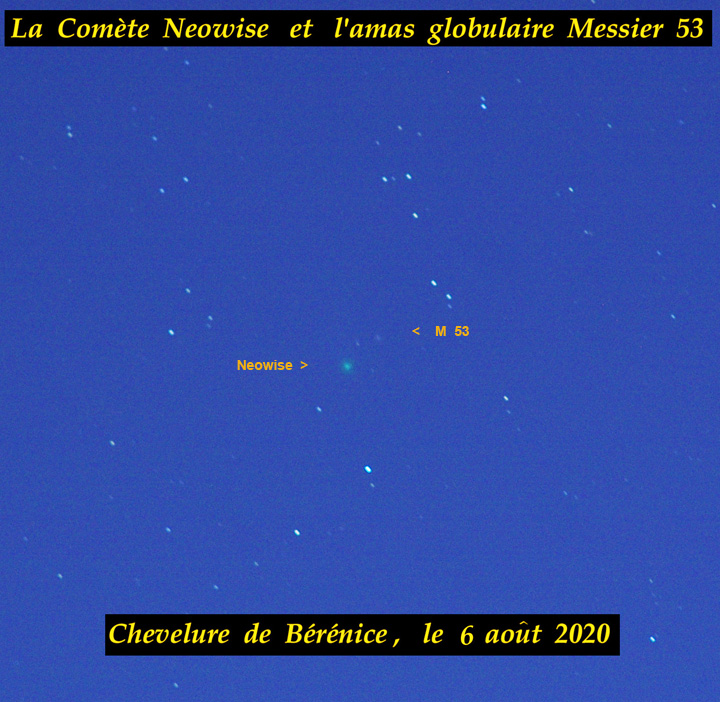 comète à l'horizon - Page 4 Neowis24