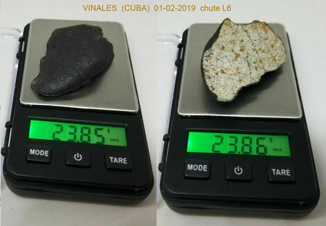 Vinales (cuba) chute du 1er février 2019 Vinale10