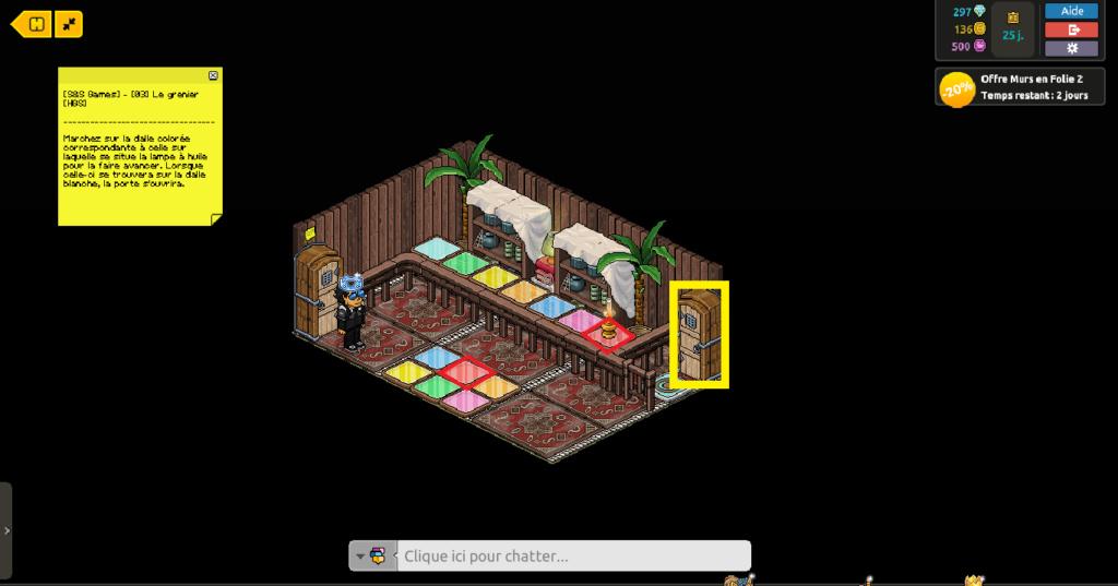 S&S Games [SOLUTIONS] By noam664 Etape_15
