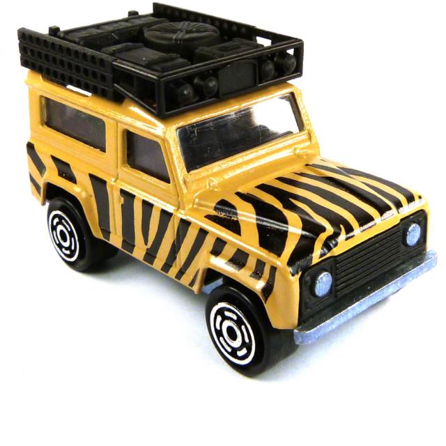 N°266 Land Rover 2910