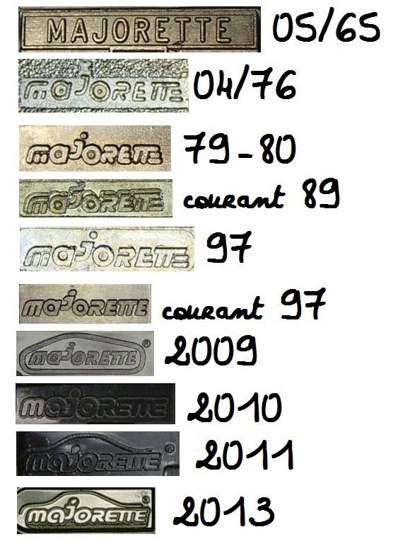 logos sous châssis Chrono11