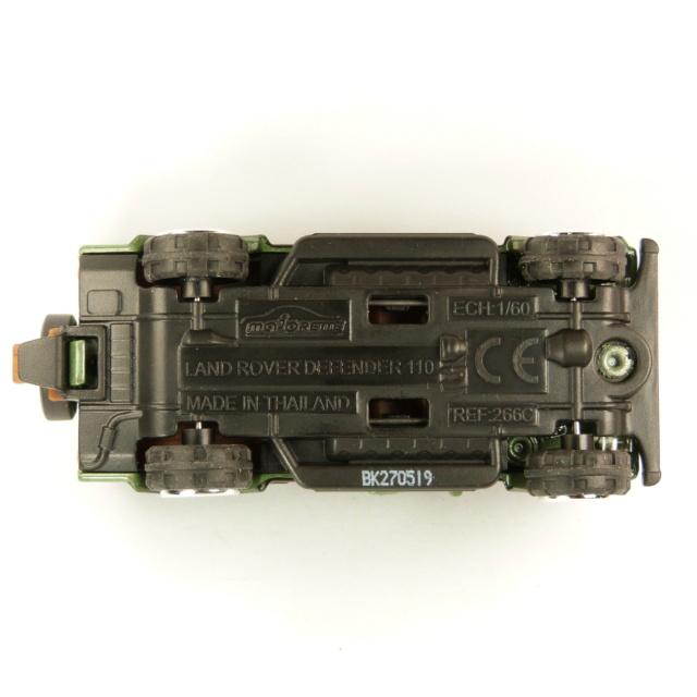 N°266C LAND ROVER DEFENDER 110 (DELUXE)  P1080518