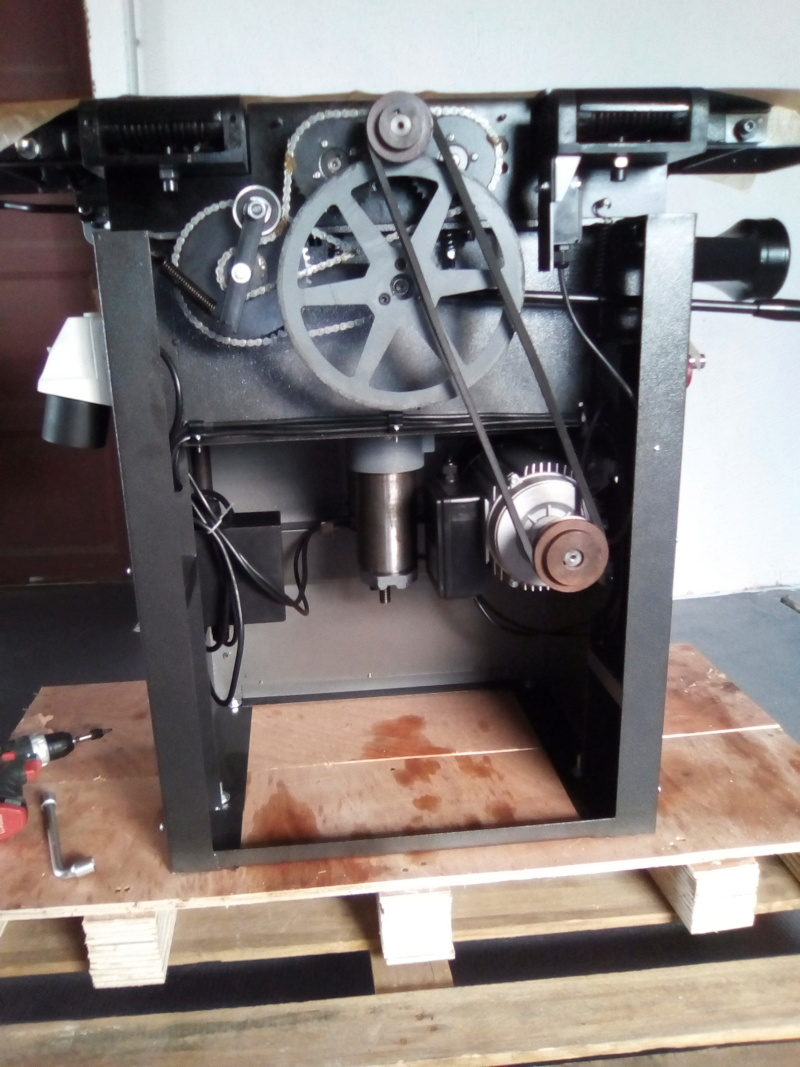 Holzprofi maker DR 250 Img_2057