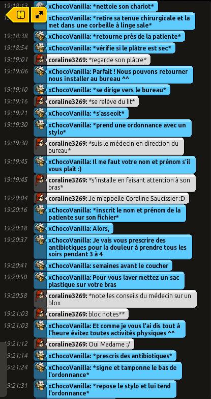 [C.H.U] Rapport d'action RP de xChocoVanilla - Page 3 Corali13