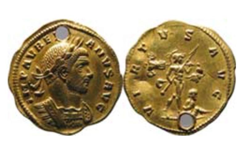 Aurelianus IOVI CONSER 6be2e910