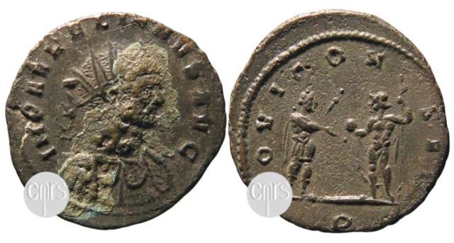 Aurelianus IOVI CONSER 6d6b9410