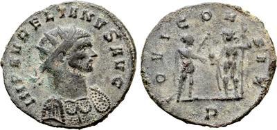 Aurelianus IOVI CONSER 7440b210