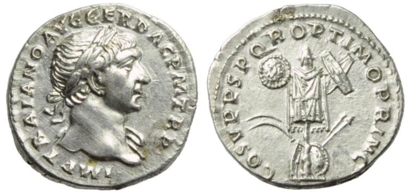 Besoin de votre avis sur ce denier de Trajan D9447e10