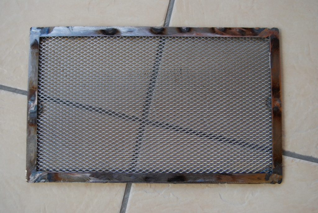 Protection radiateur  Grille10