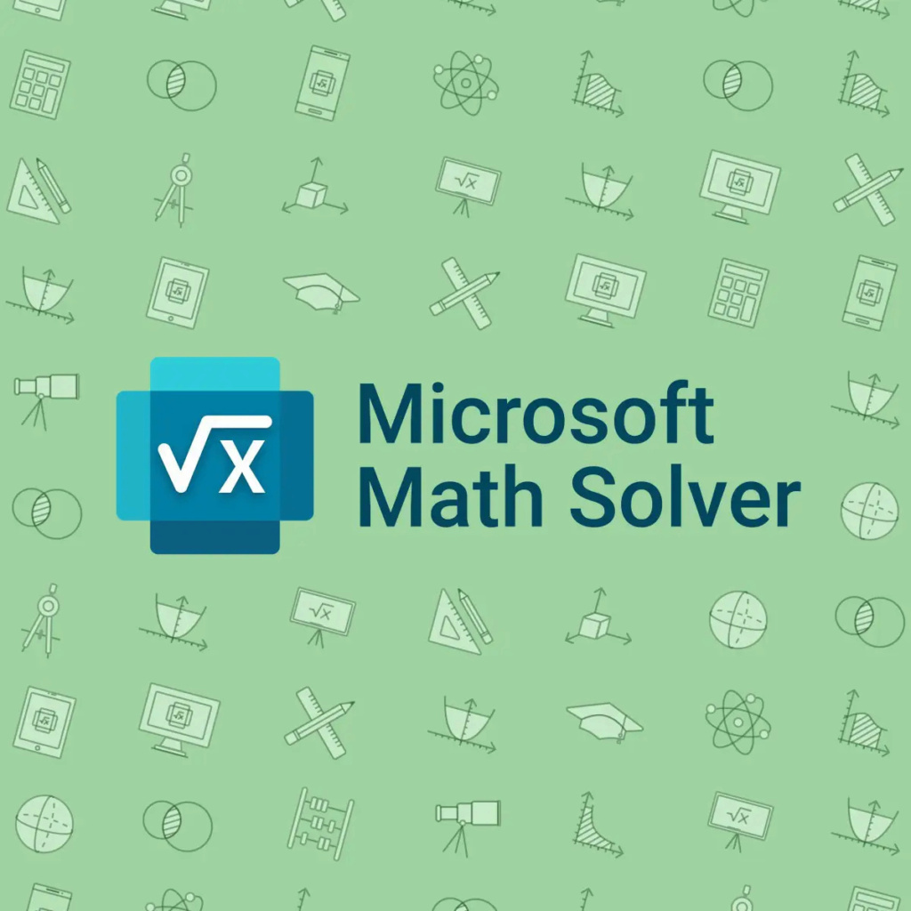 حل المعادلات عبر تطبيق Microsoft Math بالخطوات App2_w10