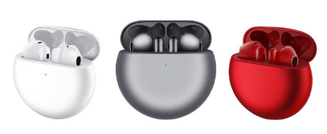 هواوي تطلق سماعة FreeBuds 4 بميزة إلغاء الضوضاء النشطة Huawei10