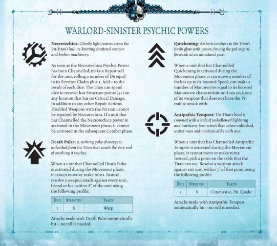 [Adeptus Titanicus] Nouveautés - Page 12 Warlor36