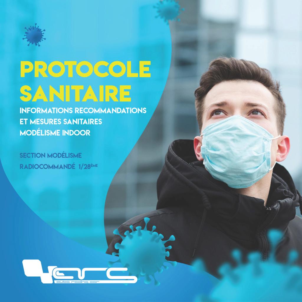 Protocole Sanitaire - Mesures Barrières - Section Modélisme Radiocommandé 1/28 Protoc10