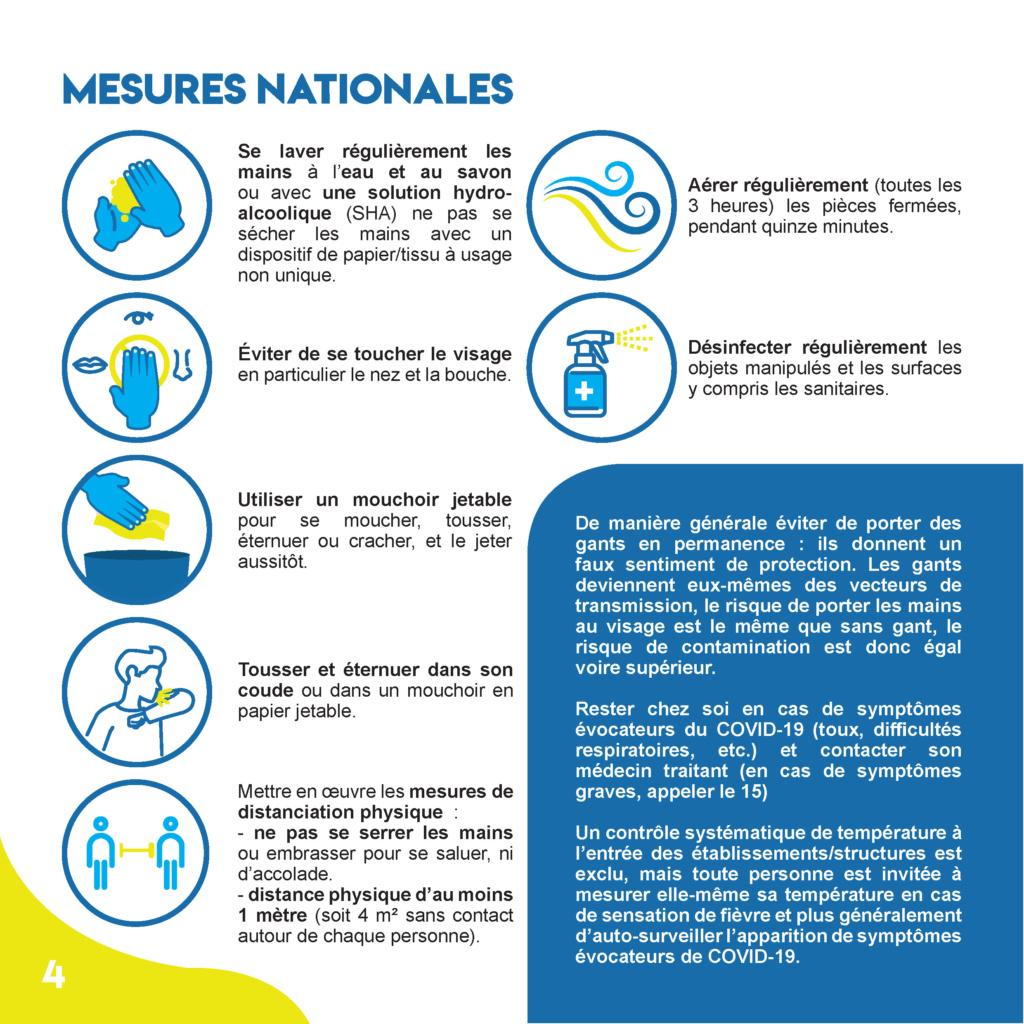 Protocole Sanitaire - Mesures Barrières - Section Modélisme Radiocommandé 1/28 Protoc14