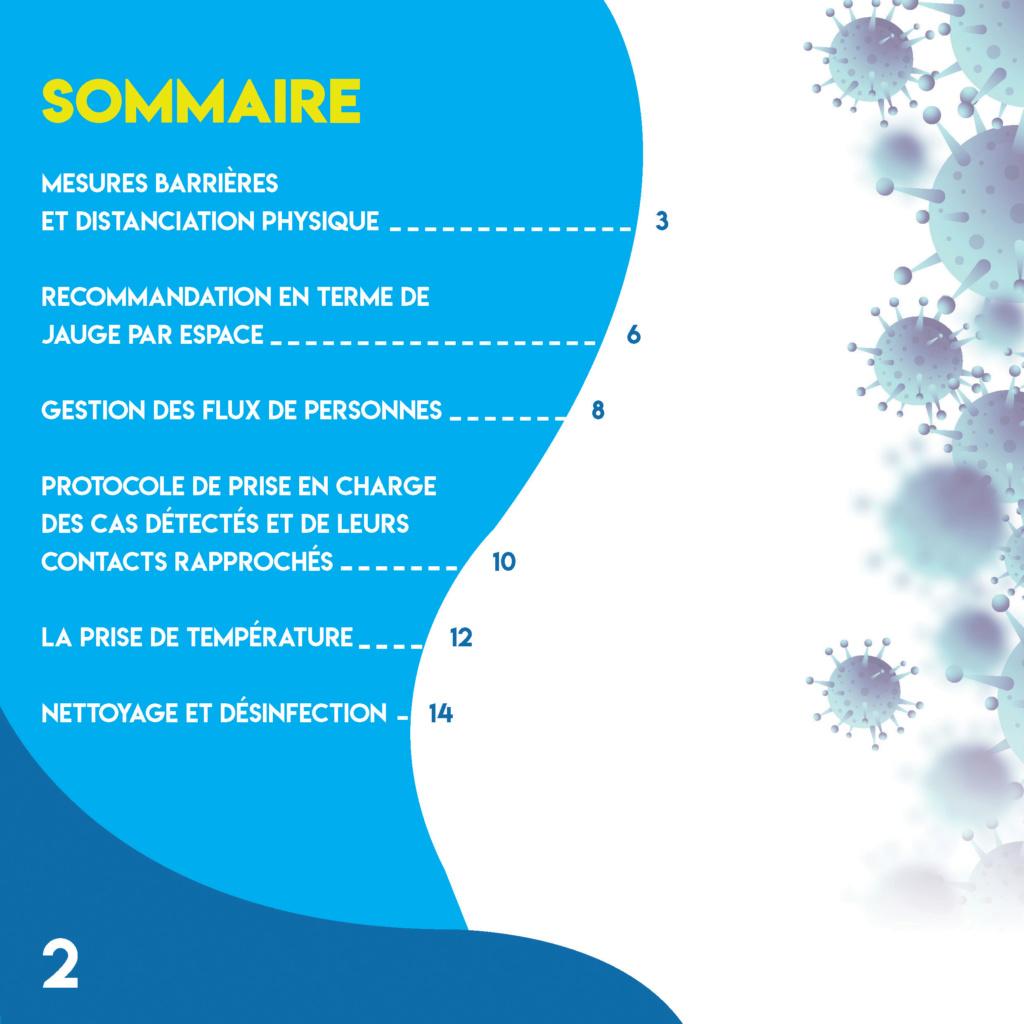 Protocole Sanitaire - Mesures Barrières - Section Modélisme Radiocommandé 1/28 Protoc28