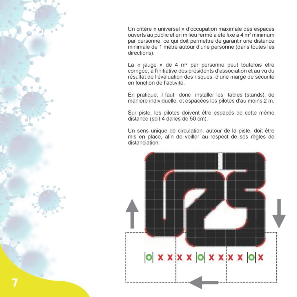 Protocole Sanitaire - Mesures Barrières - Section Modélisme Radiocommandé 1/28 Protoc29