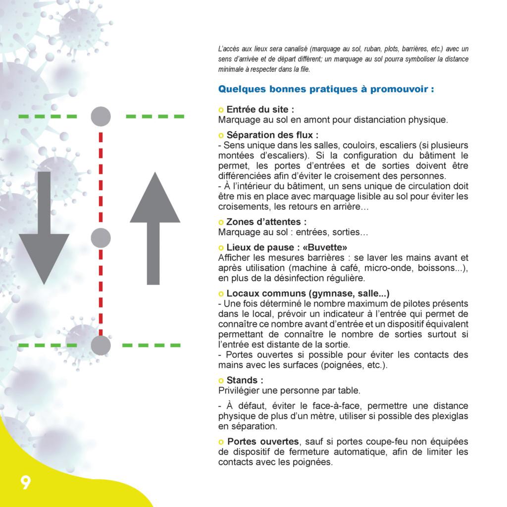 Protocole Sanitaire - Mesures Barrières - Section Modélisme Radiocommandé 1/28 Protoc30