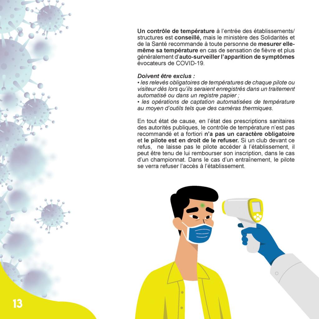 Protocole Sanitaire - Mesures Barrières - Section Modélisme Radiocommandé 1/28 Protoc32