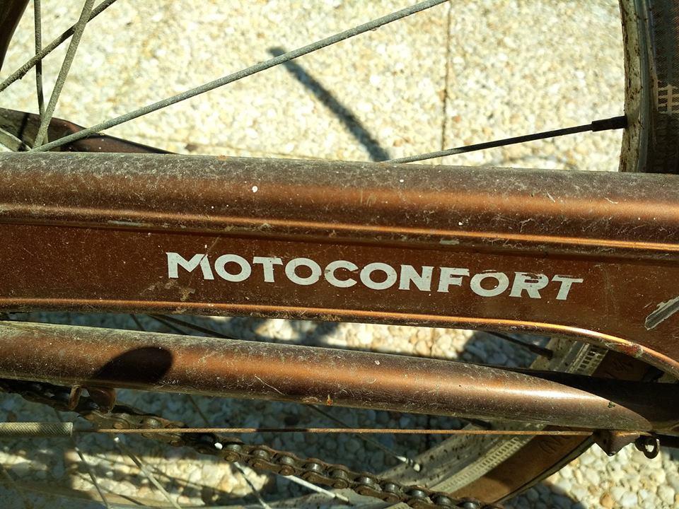 MOTOCONFORT Progress 600 GRS 39522312