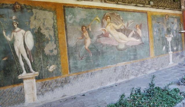Une grand bond dans l'histoire en Italie Pompei37