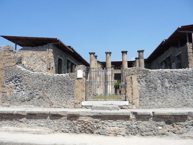 Une grand bond dans l'histoire en Italie Pompei38